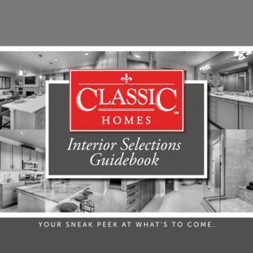 Interior Selections Guidebook - KeyCDN