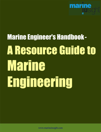Marine Engineer's Handbook- A Resource Guide to Marine .