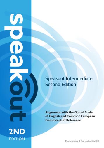 Speakout Intermediate Second Edition - Pearson