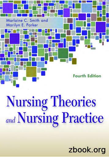 Nursing Theories and Practice