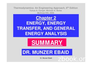 Thermodynamics: An Engineering Approach, 6 Edition
