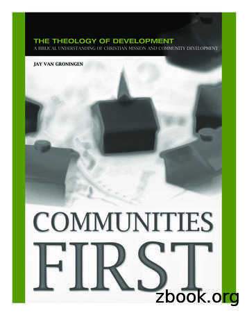 27939 Communities First workbooks cover.qxp 12/21/05 2:59 .