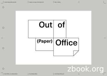Out of (Paper) Office
