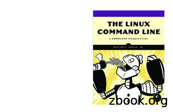 BANISH YOUR MOUSE ˆ ˇ THE LINUX ˇ COMMAND LINE
