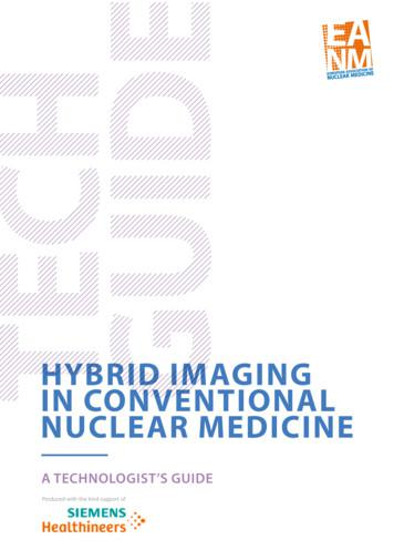 HYBRID IMAGING IN CONVENTIONAL NUCLEAR MEDICINE