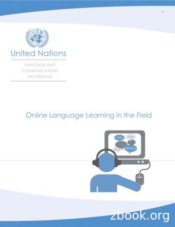 LANGUAGE AND COMMUNICATIONS PROGRAMME