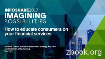 1213 How to Educate Consumers on Your Financial Services