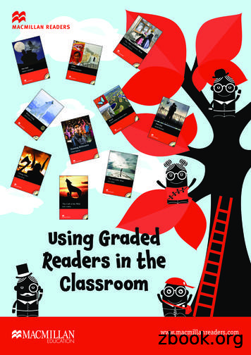 Using Graded Readers in the Classroom - Macmillan Education