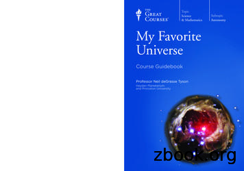 My Favorite Universe - Internet Archive