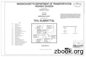 MASSACHUSETTS DEPARTMENT OF TRANSPORTATION