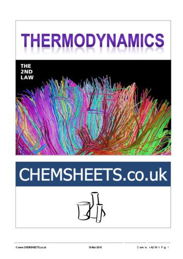 CHEMSHEETS.co.uk 10-Mar-2016 Chemsheets A2 1014 Page