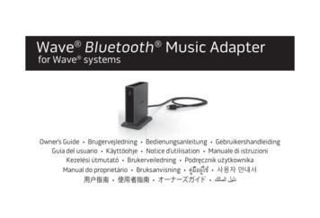 Wave Bluetooth Music Adapter - Bose