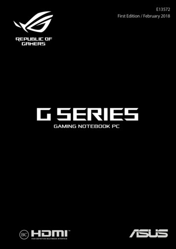 G Series - GfK Etilize