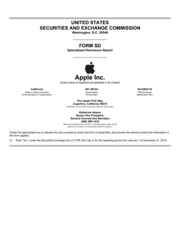 Apple Inc.