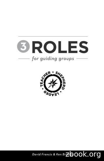 3 ROLES - Adobe