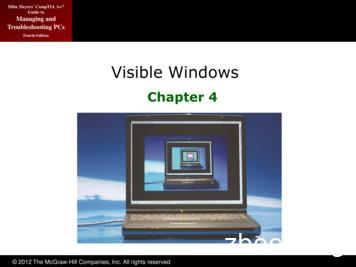 Visible Windows - City Tech OpenLab