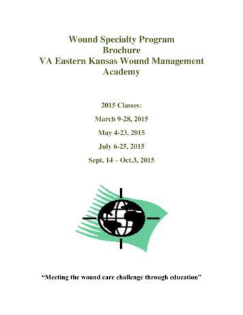 Wound Specialty Program - Veterans Affairs