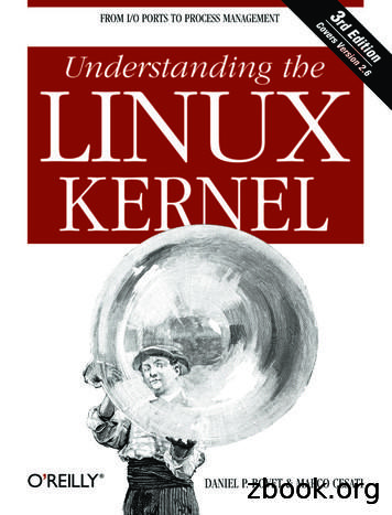 Understanding the LINUX - Lagout