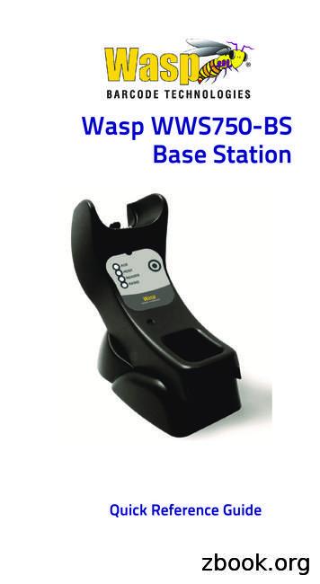Wasp WWS750-BS Base Station