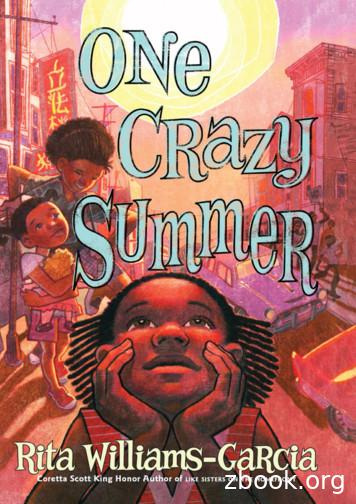 One Crazy Summer - Hamilton County Schools