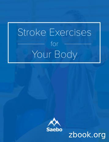 Stroke Exercises - Saebo