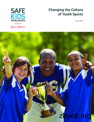 Changing the Culture of Youth Sports - Safe Kids Worldwide