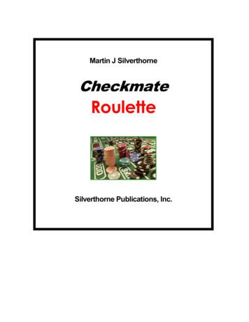Checkmate - Knockout Systems