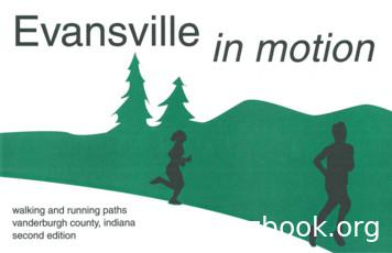 Greater Evansville Walking Site Map