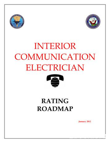 INTERIOR COMMUNICATION ELECTRICIAN - Navy Tribe