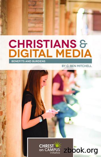 Christians and Digital Media - Henry Center for .