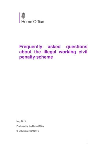 Frequently asked questions about the illegal working civil .