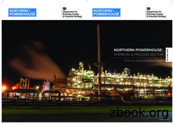NORTHERN POWERHOUSE: CHEMICAL & PROCESS SECTOR AUTUMN 2018