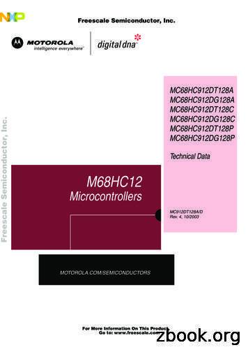 M68HC12 - etlweb