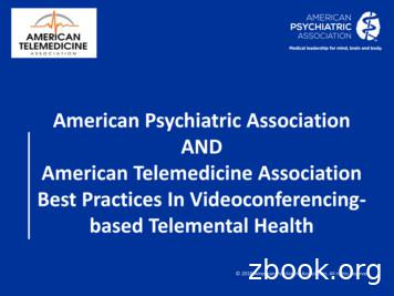 American Psychiatric Association AND American