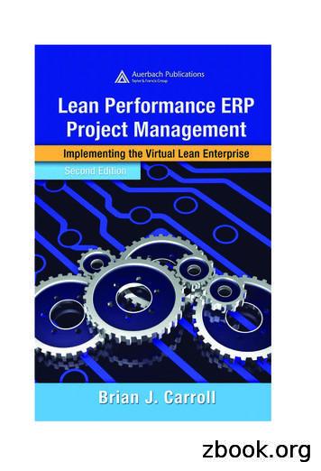 Lean Performance ERP - WordPress