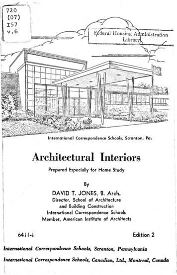 v. 6 Federal Housing Acbnmistration Library)