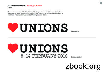 Heart Unions Week Brand guidelines - Trades Union Congress