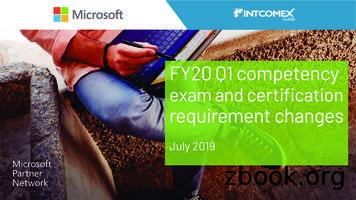 FY20 Q1 competency - Intcomex Cloud