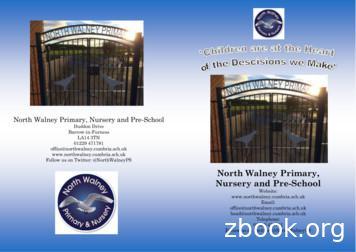 North Walney Primary, Nursery and Pre-School