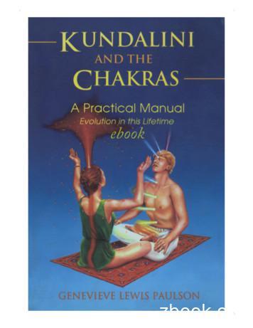 Kundalini and the Chakras - The Eye
