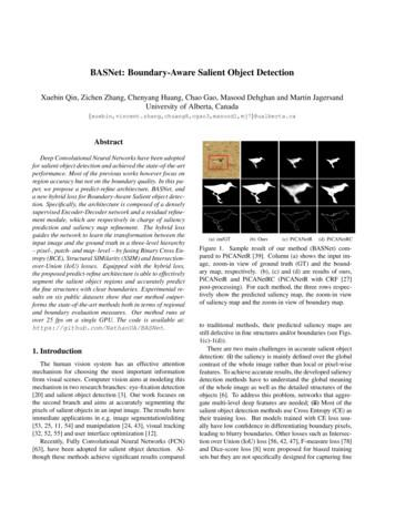 BASNet: Boundary-Aware Salient Object Detection