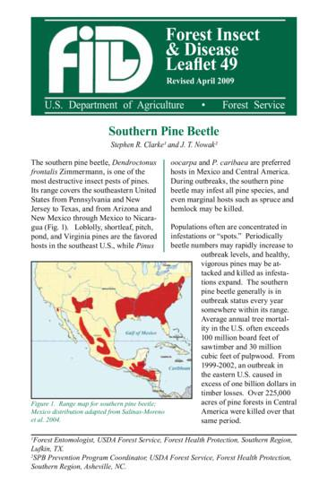 Forest Insect & Disease Leaflet 49
