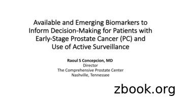 Available and Emerging Biomarkers to Inform Decision .