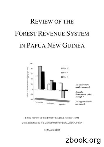 FOREST REVENUE SYSTEM - WordPress