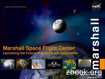 National Aeronautics and Space Administration marshall