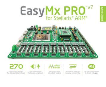 EasyMx PRO - Mikroelektronika