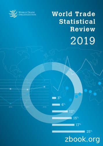 Review 2019 - World Trade Organization