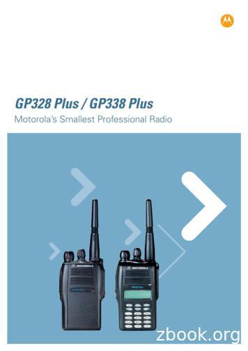 GP328 Plus / GP338 Plus