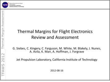 Thermal Margins for Flight Electronics Review and Assessment