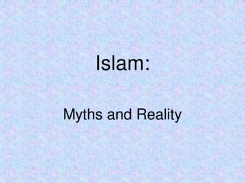 Islam - University of Arizona